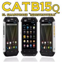 Caterpilar Cat B15q Ip67 Libre Dual Sim 5mpx 1.3ghz/tienda