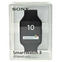 Sony Smart Watch 3 Para Android Resistente Al Agua Nuevo