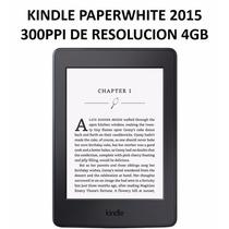 Kindle Paperwhite 2da Generacion 2014 4gb Stock