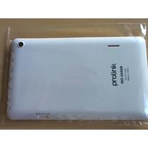 Tablet Prolink * Solo Repuesto *** Tapa Posterior Blanco