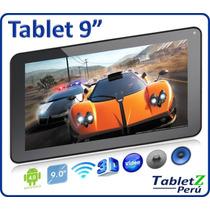 Tablet Swift 9 Pulgadas / Android 4 / Doble Cámara + Regalos