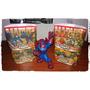 Marvel Super Hero Squad 4 Fantasticos Galactus,namor,skrull