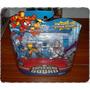 Marvel Super Hero Squad - Wolverine & Silver Samurai