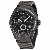 Reloj Fossil Hombre Ch2601 Moda- Negro