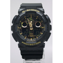 Casio G Shock Camuflado Ga 100cf 1a9 Modelo Exclusivo