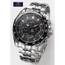 Reloj Casio Red Bull Edifice Ef-550 Rbsp