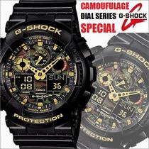 Reloj Casio G-shock Ga-110cf-1a9 - Nuevo Y Original En Caja