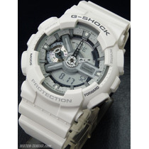Casio G-shock Ga 110c-7aer Blanco