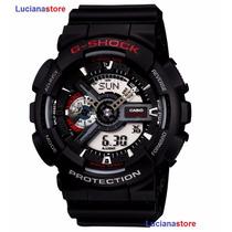 Reloj Casio G-shock Ga-110-1a 100% Original Ztr