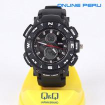 Reloj Deportivo Ots Digital Analogico Tipo G - Shock Ndph