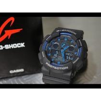 Reloj Casio G-shock Ga-100-1a2 Super Oferta