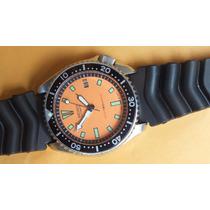 Reloj Seiko Diver Automatico - 7002 Buzo Wr 150m, Como Nuevo