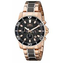 Reloj Invicta 17255syb Pro Diver 18k Oro Nuevo En Caja