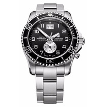 Reloj Swiss Army Victorinox 241441 Maverick Gs Doble Hora
