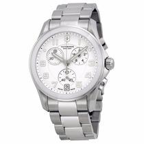 Reloj Victorinox 241538 Cronógrafo De Acero Inoxidable