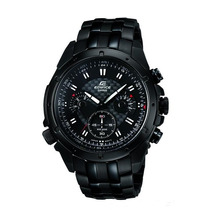 Reloj Casio Edifice 535bk - Original - En Stock
