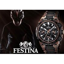 Reloj Festina F16776/1 100% Original Nuevo En Caja