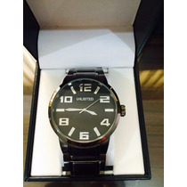 Reloj Unlisted By Kenneth Cole Negro Hombre (re-25)