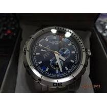 Reloj Nautica Classic N18621g Multifuncion Analogo