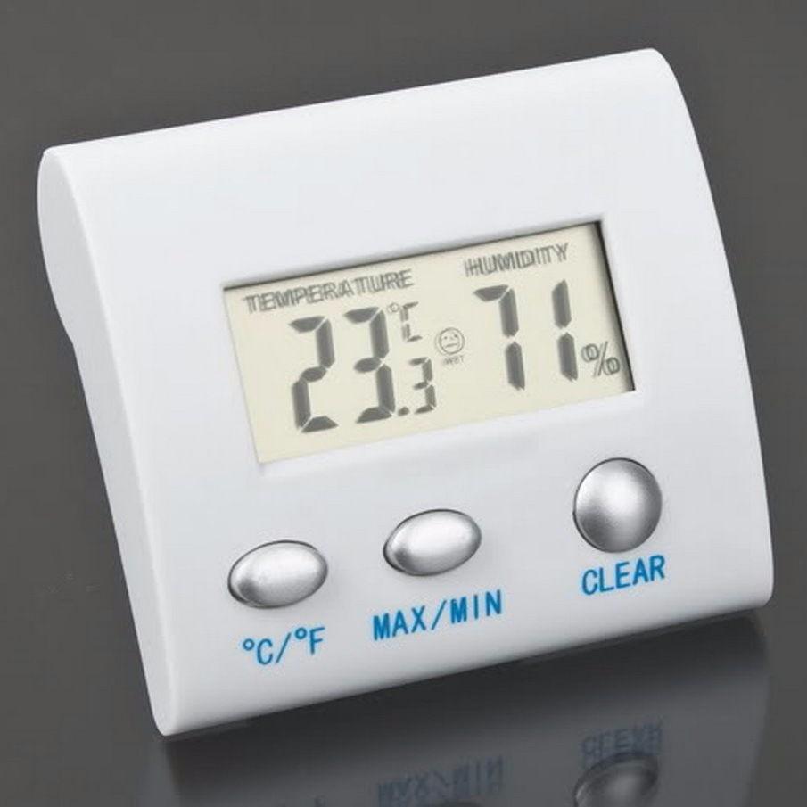 Medidor de temperatura y humedad s 35 00 en mercadolibre - Medidor de temperatura ...