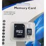 128 Gb Tarjeta Micro Sd /adaptador,tablets,camaras,celulares