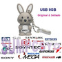 Usb 8gb Animalitos - Emtec ¡100% Original & Sellado!