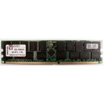 Memoria Servidor 4gb 4 Gigas Kingston Ddr1 Ecc Ibm Hp Server