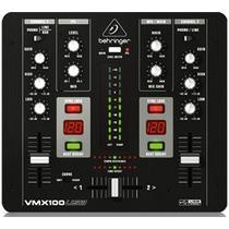 Behringer Vmx 100 Usb Mezcladora Mixer Consola Dj Nueva Sell
