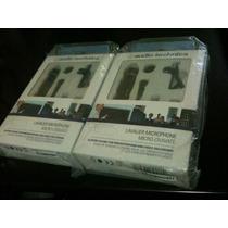 Micrófono Pechero Audio Technica Atr-3350