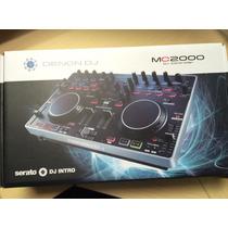 Controlador Mixer Mezclador Dj Denon Mc2000 Hércules Dj Air+
