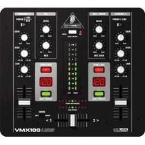 Mezcladora Behringer Vmx 100 Usb Profecional Usb Dj Mixer