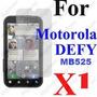 Mica De Pantalla Para Motorola Defy Mb525