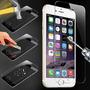 Protector Vidrio Templado Galaxy S4 S5 Iphone 6 Plus 6 D 4.7