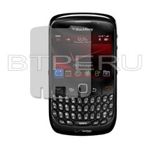 Mica Film Protector De Pantalla Lamina Blackberry Curve 8520