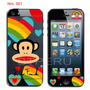 Lamina Film Sticker Vinilo Para Iphone 5 Protector Pantalla