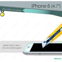 Mica Iphone 6 (4.7) Vidrio Templado Nillkin Amazing H Plus