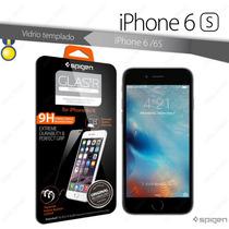 Spigen Original Glas Tr Iphone 6s - Mica Vidrio Templado 9h
