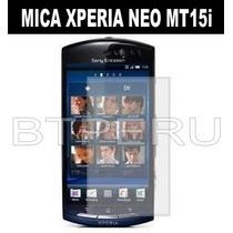 Mica Film Protector De Pantalla Sony Ericsson Neo Lt15a