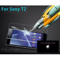 Lamina Alto Impacto Vidrio Templado Sony Xperia T2
