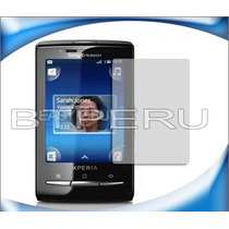 Mica Film Protector Lamina Sony Ericsson Xperia X10 Mini Pro