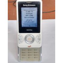 Sony Ericsson W205a Celular Para Movistar Usado Operativo