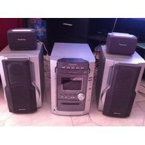 Cd Stereo System Modelo No. Sc-ak600 Panasonic