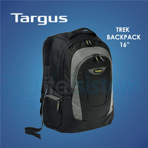 Mochila Targus Notebook Trek Backpack 16 Black Itelsistem