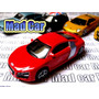 Mc Mad Car Audi R8 Bburago Auto Escala 1:43