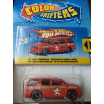 Hot Wheels Color Shifters Cadillac Scalade Sellado