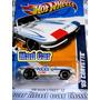 Mc Mad Car 65 Corvette Hot Wheels Auto Coleccion 1:64 2012