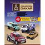 Colección Dakar 1/43 (pct-ixo) (el Comercio)