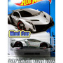 Mc Mad Car Lamborghini Veneno Hot Wheels Auto 1:64
