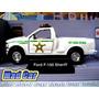 Mad Car Ford F-150 Sheriff Maisto Auto 1/36 Policia