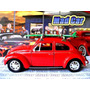 Mad Car Volkswagen Vw Beetle Welly Auto 1/36 Coleccion